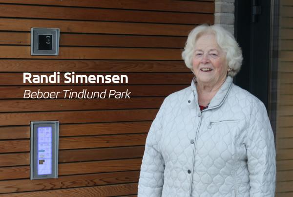 Randi fant drømmeleiligheten på Tindlund Park