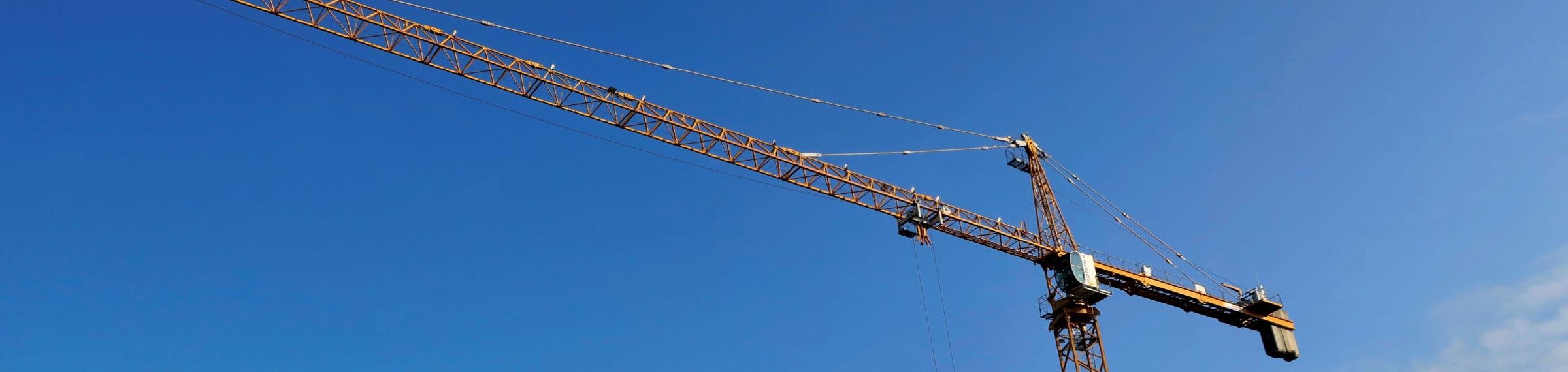 Byggingen av byggetrinn fire er godt i gang